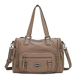 KL928 sac à main femmes grand sac sac à bandoulière sac à bandoulière femmes sacs pour femmes femmes sac en cuir PU…