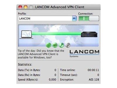 LANCOM Advanced VPN Client - Lizenz , LS61600 [Elektronik]