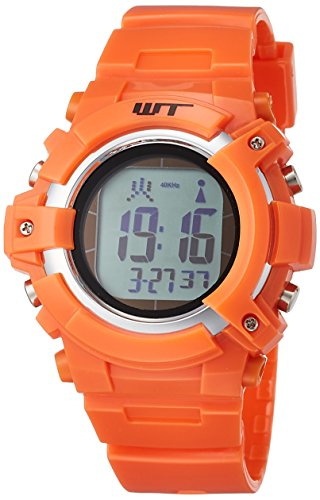 『[アリアス] 腕時計 WT13003RCSOL4 メンズ オレンジ』のトップ画像