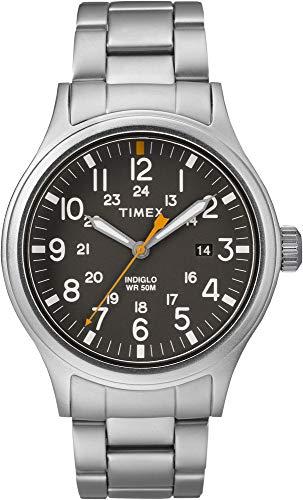 ミリタリー アライド コア キャンパー メンズ 腕時計 ブラック