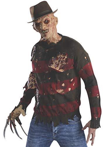 Jersey de Freddy Krueger deluxe para hombre