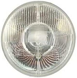 Scheinwerfereinsatz 12V   H4   8709.15/2 Halogen   mit Standlichtfassung   TS, ETS, ETZ   Ø178 mm   Glas gewölbt, niedrige Bauhöhe   (rechtsasymmetrisch)