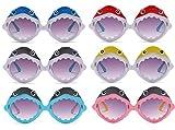 Sunglasses for Toddler Shark Shaped Glasses...