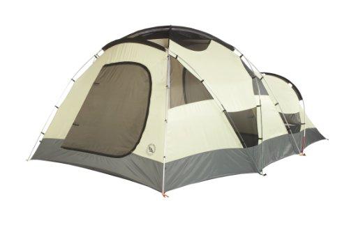 Big Agnes Flying Diamond 6 Review - Best 6 Person 4 Season Tent, winter 6 man tent