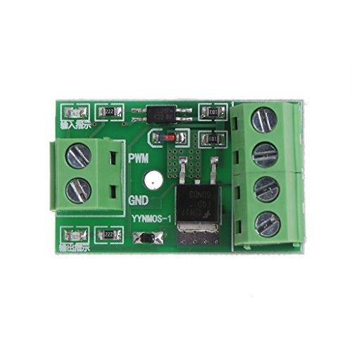 Trigger-Switch-Modul MOS-FET-Gleichstrom Steuerung für Magnetventil New