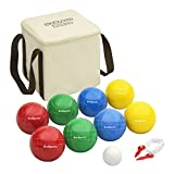 Bocce Ball Set - Outdoor Family Game Gift Ideas