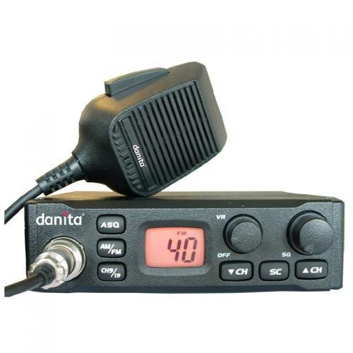 Danita 310M Multinorm CB-Mobilfunkgerät