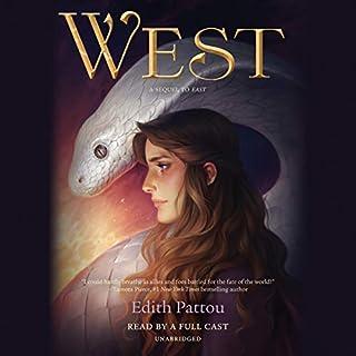 West audiobook cover art