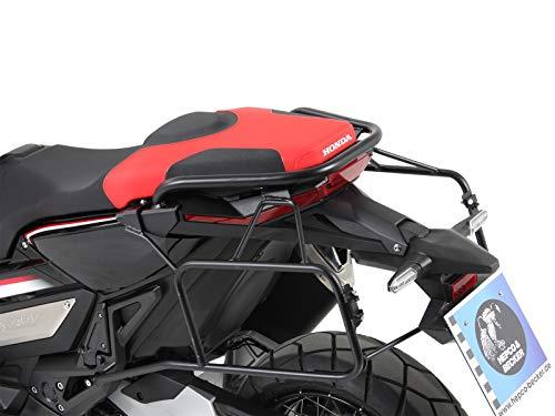 Hepco&Becker Portaequipajes lateral atornillado – negro para Honda X-ADV / 2017 -