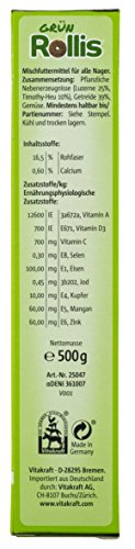 Vitakraft Green Rollis - 500 g 3