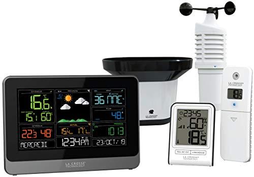 La Crosse Technology WS6862 - Estación meteorológica Profe