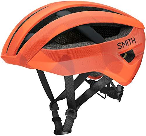 SMITH Network MIPS Casco de Ciclismo, Unisex, Peligro de Incienso Mate, M