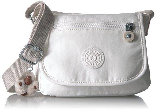 Kipling Women's Sabian Crossbody Mini Bag, Alabaster, One Size