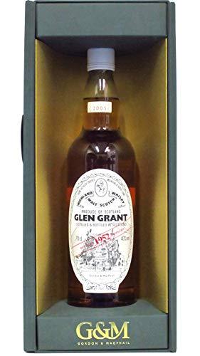 10. Glen Grant - Highland Single Malt - 1952
