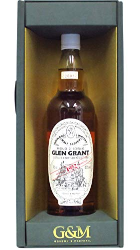 Glen Grant - Highland Single Malt - 1952 52 year old Whisky