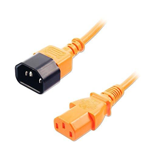 LINE voeding verlengkabel - IEC 320 EN 60320 C13 tot IEC 320 EN 60320 C14-1 m, 30474