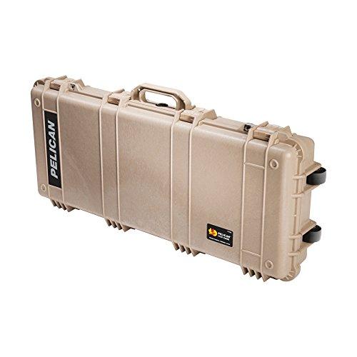 Pelican 1700 Rifle Case With Foam (Desert Tan)