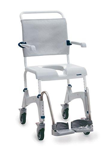 Invacare Aquatec Ocean tránsito ducha silla cómoda, tamaño: estándar ✅