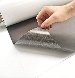 Eisenfolie H Ferrofolie Weiß Matt 500mm x 1000mm x 0,6mm nicht selbstklebend