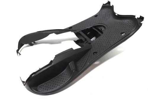 Trittbrett Fußraum Verkleidung für Yamaha Neo's MBK Ovetto YN50 (bis 2007)