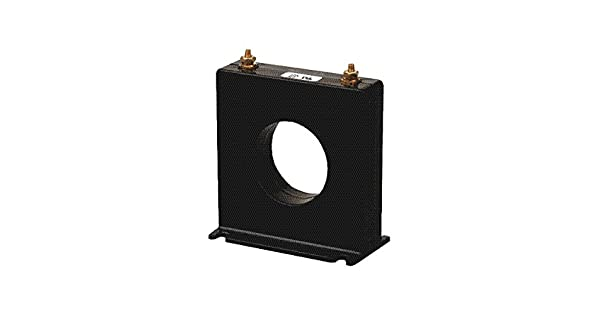 1/% Accuracy at 60 Hz 800:5 Secondary Ratio UL Recognized 5 Amp Commercial Class 1.56 Window Diameter CR Magnetics CR5SFT-801 Current Transformer