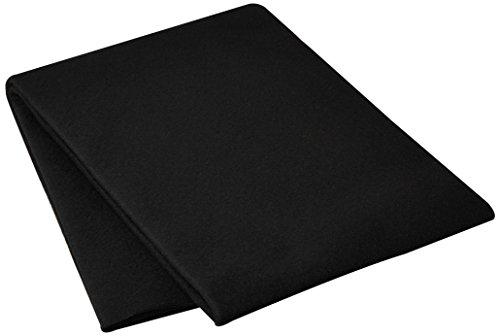 パネルシアター用 黒パネル布(100×150)