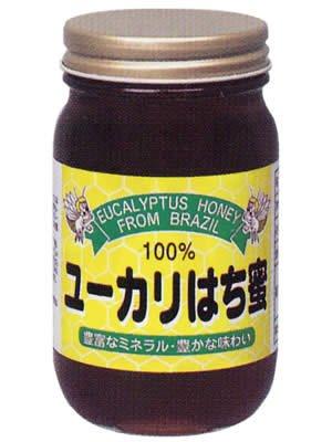 純正 ユーカリ蜂蜜 500g