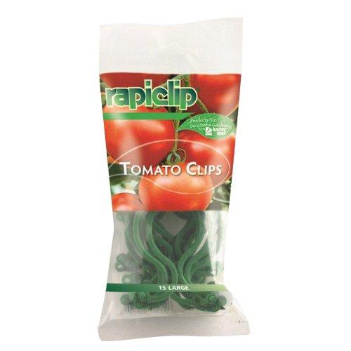 Lustre Feuille Rapiclip Jardin Tomate Clips – Lot de 15 819
