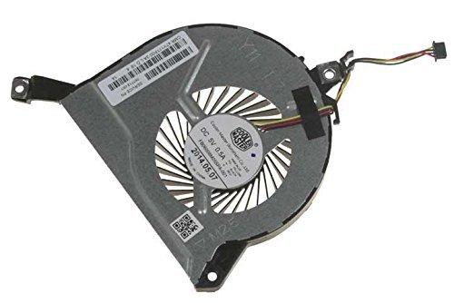 Ventilador de CPU Nuevo ventilador de refrigeración de CPU para computadora portátil de repuesto para HP Pavilion 15-p225nr 15-p226nr 15-p155nr 15-p156nr 15-p157cl 15-p157nr 15-p033cl 15-p037cl 15-p04