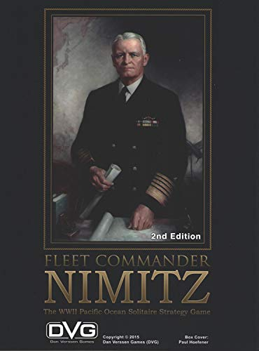 Comandante de la flota Nimitz