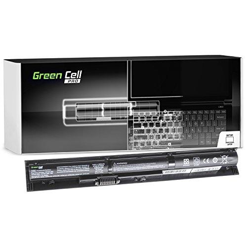 Green Cell PRO Serie VI04 Laptop Akku für HP 17-P, HP ProBook 440 G2 445 G2 450 G2 455 G2, HP Pavilion Serie 14-V 15-P 17-F, HP Envy Serie 14-U 15-K 17-K (Original Samsung SDI Zellen, 2600mAh)