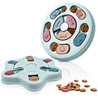Cftget Dog Feeder Puzzle Toys