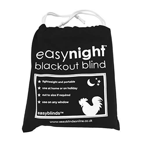 easynight blackout blind (without suction cups) (XXL 3m x 1.45m)