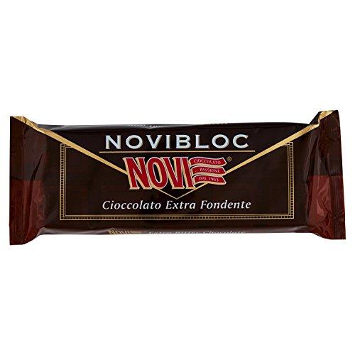 Novi Novibloc Cioccolato Extra Fondente, 500g