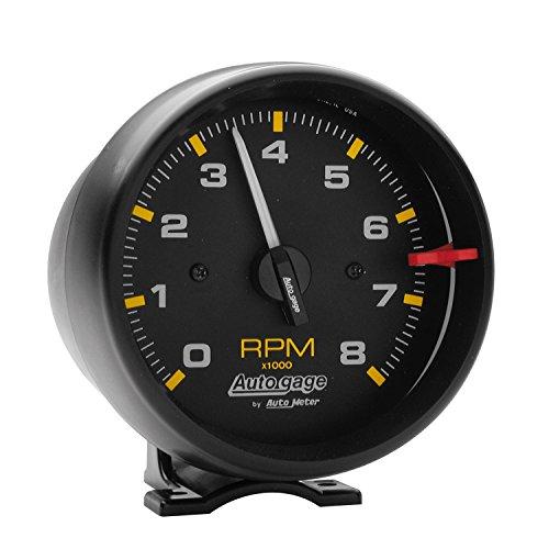 AUTO METER 2300 Autogage Tachometer,3.750 in.