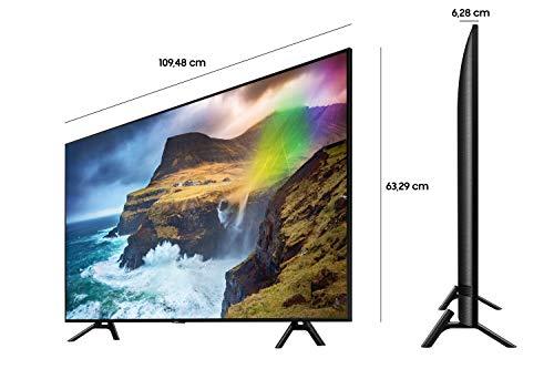 Samsung GQ49Q70RGTXZG 123 cm (49 Zoll) Flat QLED TV Q70R (2019) - 2