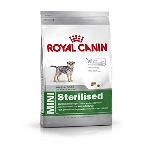 Royal CANIN Size Mini sterilised 8 kg de 1pack