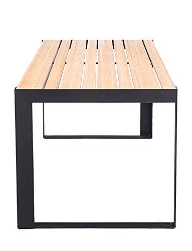 Houe - Sparewood Tisch - Produktauslauf 2017 - grau - S - Henrik Pedersen - Design - Esstisch - Gartentisch