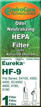 Why Should You Buy EUREKA Filter Hepa Victory Whirlwind HF-9 Repl HF 9 HF9 S4100 4300 4400 sc4500 46...