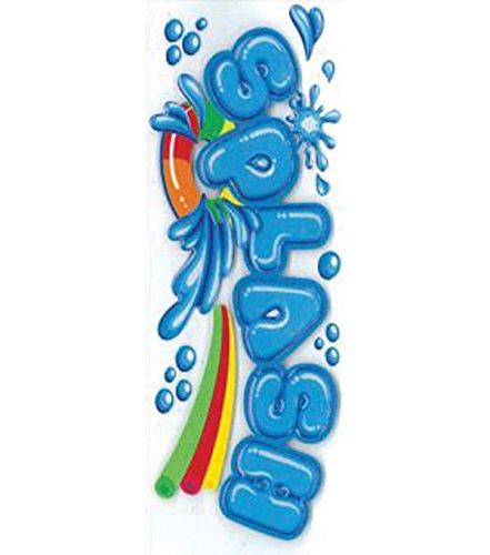 Boutique titolo onda adesivi-Splash di Jolee