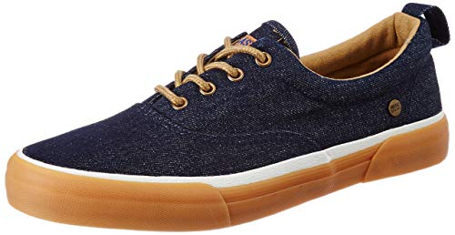 Amazon Brand - Inkast Denim Co. Men's Denim Sneakers-7 UK (AZ-IK-021B)