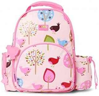 Penny Scallan Backpack Medium Chirpy Bird