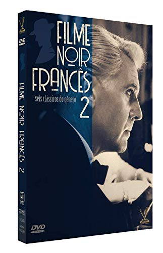 Filme Noir Francês Volume 2 - 3 Discos [DVD]