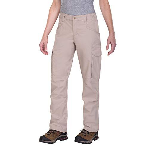 Vertx Women's Fusion Lt Stretch Tactical Pants, Khaki, 0x34