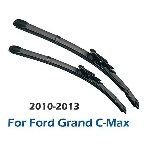 ZHHRHC ruitenwisser ruitenwisserbladen, voor Ford Grand C-Max 2010 2011 2012 2013