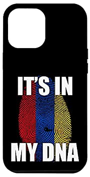 iPhone 12 Pro Max It s In My DNA Armenian Flag Case