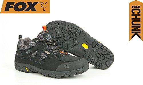 Fox Chunk Explorer Shoes Schuhe - Angelschuhe, Anglerschuhe, Outdoorschuhe, Schuhgröße:Gr. 41/7