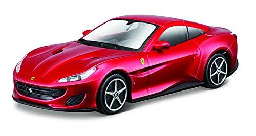 Bburago Ferrari Portofino Rep Scala 1/43 Modellismo Auto, Multicolore, 4893993360512