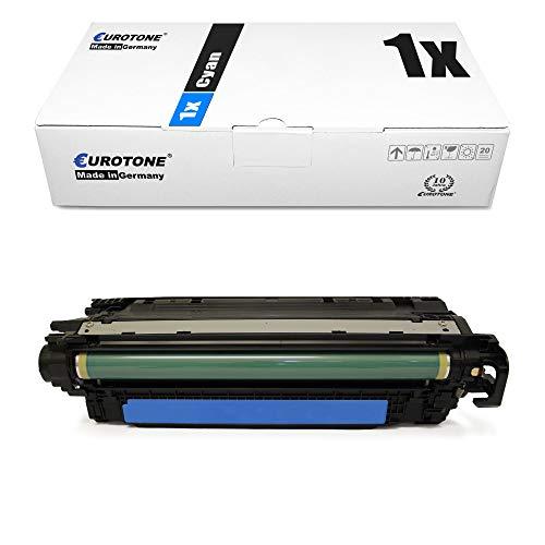 1x Eurotone kompatibler Toner für HP Color Laserjet Enterprise CP 4025 4525 xh DN DN n N ersetzt CE261A 648A