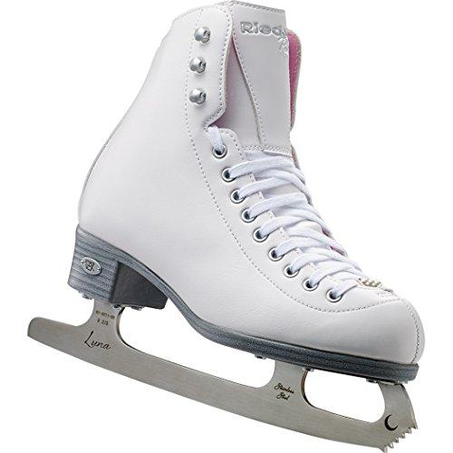 Riedell 14Pearl–Weiß Skate